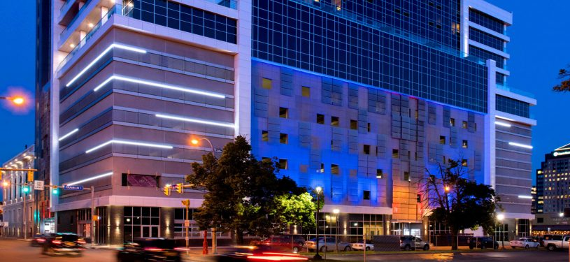 cheap hotel in Buffalo downtown